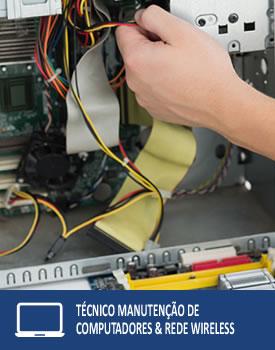 cursos tecnicos de manutencao de computadores curitiba